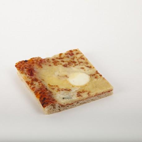 Part de Pizza formaggio