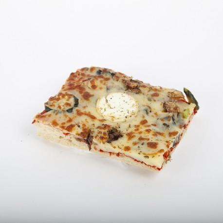 Part de Pizza saisonnière