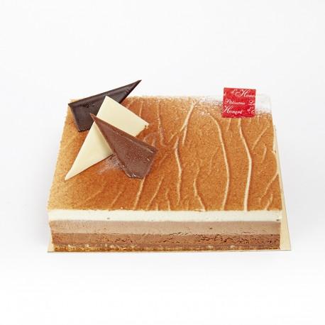 Trois-chocolat (entremets)