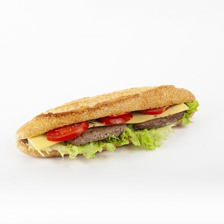 Burger baguette d'Honoré