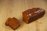 Cake au caramel (prix au 100g)